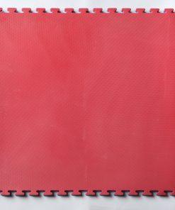 Thảm tập võ thuật - thể thao Kích thước 1mx1m màu xanh dương & màu đỏ